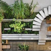Limpiar terraza con hidrolimpiadora