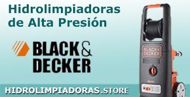 Hidrolimpiadoras Black and Decker