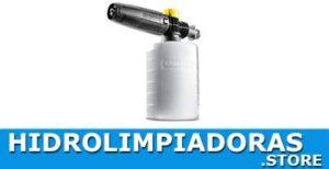 boquilla de espuma para hidrolimpiadoras