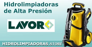 Hidrolimpiadoras Lavor