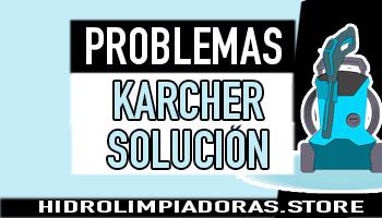 Como solucionar Problemas y Fallas Comunes en una hidrolavadora Karcher