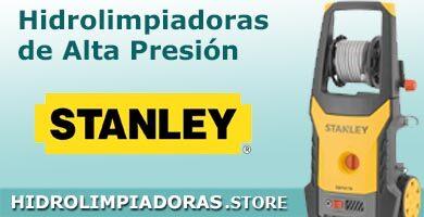 Hidrolimpiadoras Stanley