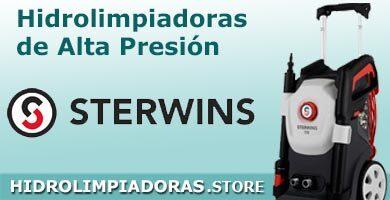 Hidrolimpiadoras Sterwins